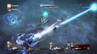 HELLDIVERS™ Gameplay - Illuminate Boss