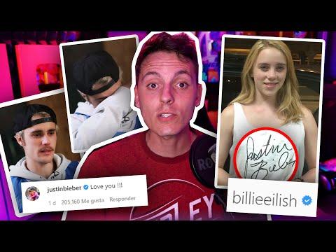 Justin Bieber llora por Billie Eilish en ENTREVISTA-Wefere NEWS