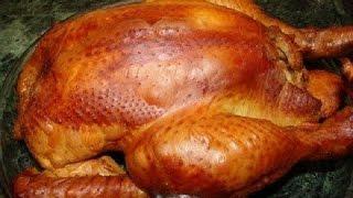 Горячее копчение курицы (маринад)