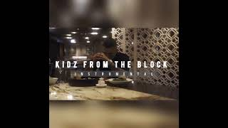 instrumental - Kids from the Block - Luciano emotional Piano Trap (reprod. by Vosko Beatzz)