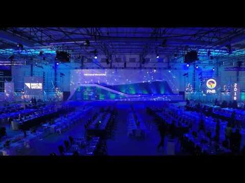 FNB Innovators Awards 2016 | Time Lapse | Kyalami Grand Prix Circuit