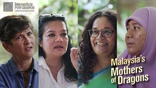 """Malaysia's Mothers of Dragons: """"We can't keep quiet anymore"""""""