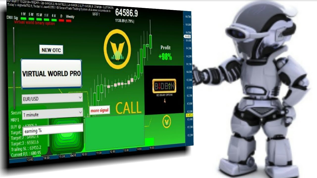 Binary Option Virtual Word Pro V18 Signal For Iq Option » Binary