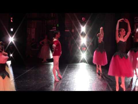 Canyon Concert Ballet - Richard d'Altons The Nutcracker behind the Scenes 2013