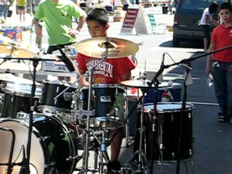 Drum Solo on Division Street