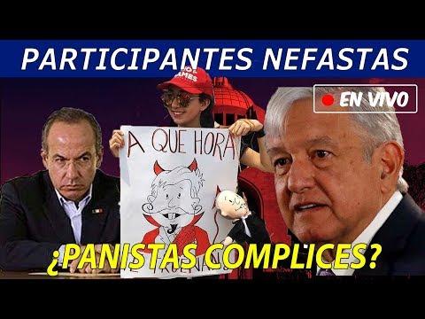 Hijas de la Mx piden acabar con el Presidente López Obrador