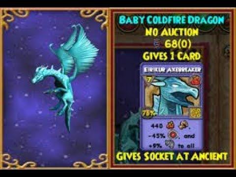 I got a dragon pet!! wizard101 #4 John_TES