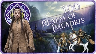 BACK IN RIVENDELL - Realm of Imladris - Third Age Total War: Divide and Conquer - Ep.100!