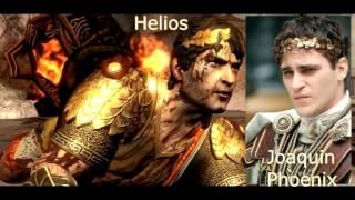 God of War 3 Movie Cast (fan made)