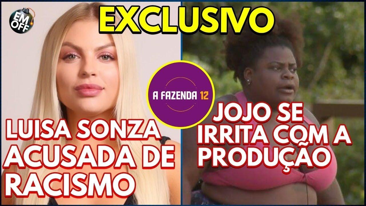 EXCLUSIVO: Luisa Sonza é processada por racismo, Jojo perde paciência com a Record e +! | Em Off