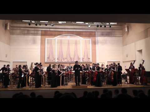 Концерт Симфонического оркестра Колледжа 18.03.2014 (1 отделение)