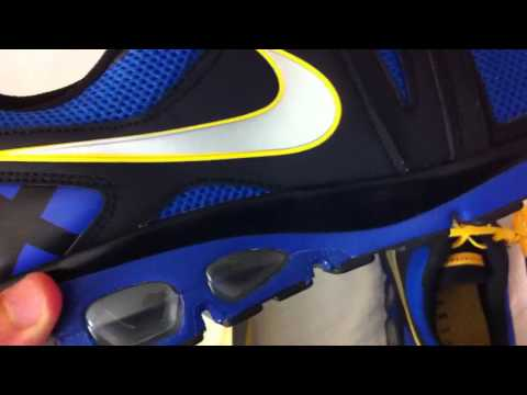 A Unboxing of the NIKE AIR MAX AGITATE +4 LIVESTRONG EDITION