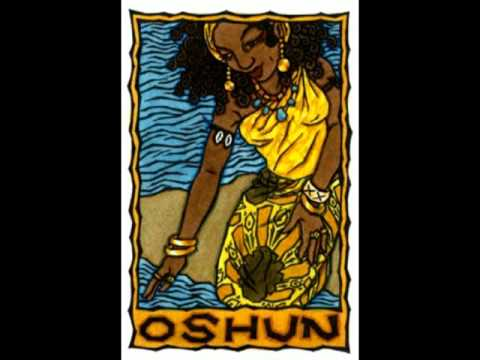 Oshun Song Youtube