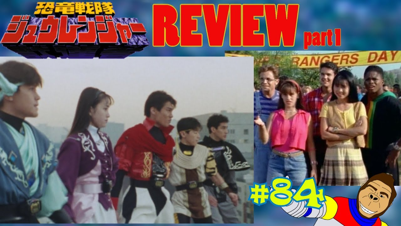 The Demons From Outer Space #84 part 1- Zyurangers vs Power Rangers