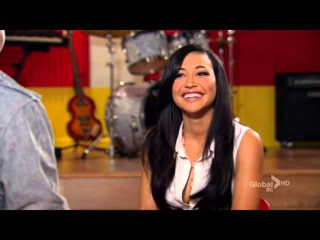 Naya Rivera 8 Simple Rules