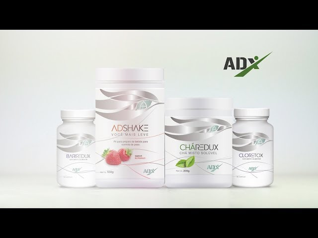 Nutracêuticos ADX