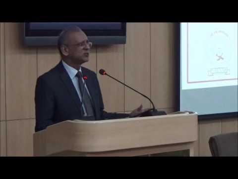 Justice K. Kannan | Judging as a Spiritual Journey | Nyaya Forum | Nalsar