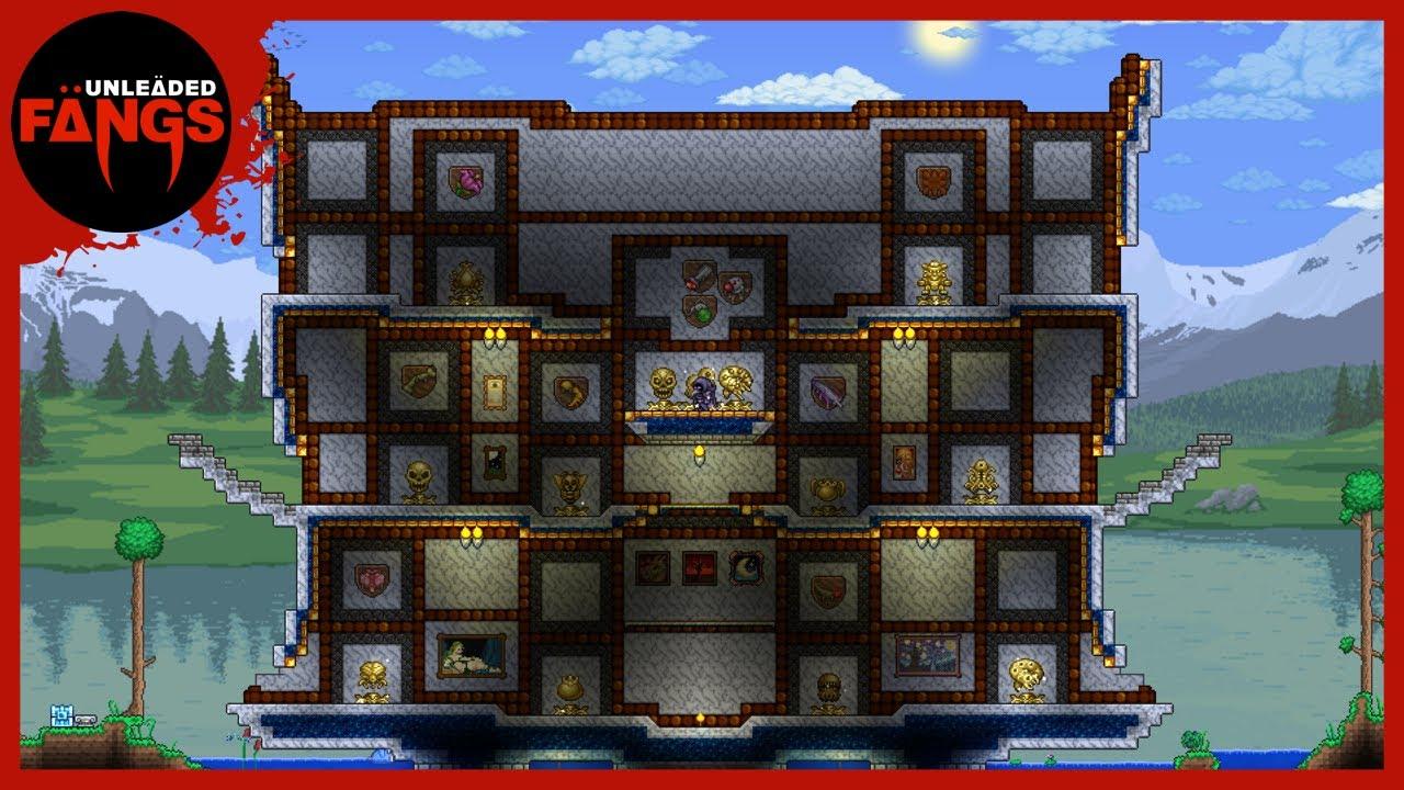 Download Terraria Master Mode Episode 16: Boss Relic Showcase
