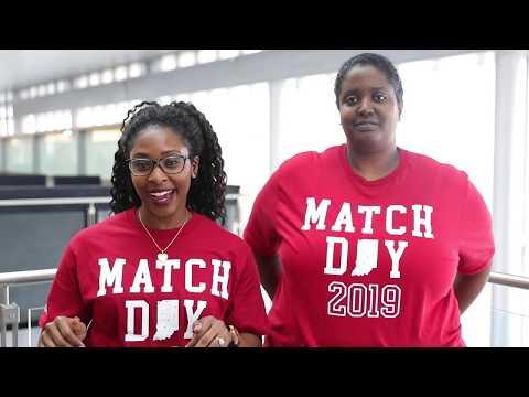 IU School of Medicine Match Day 2019 - YouTube
