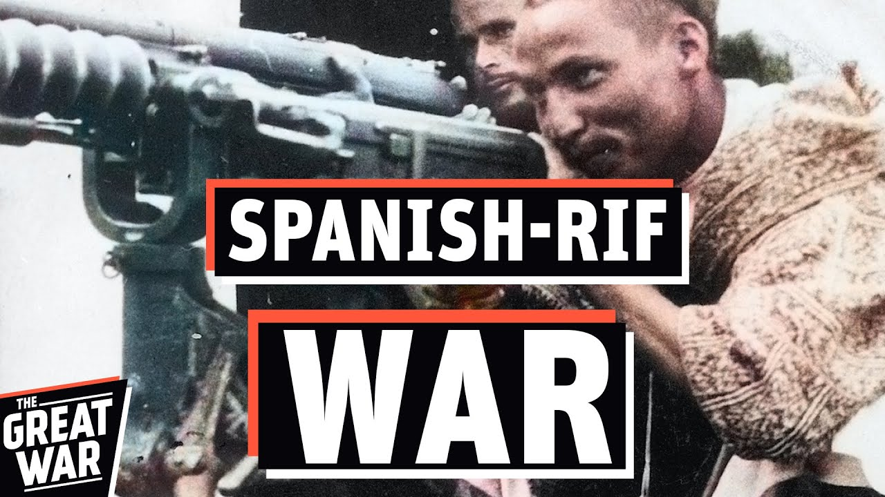 Download Outbreak of the Rif War - Spanish Defeat at Annual I THE GREAT WAR 1921