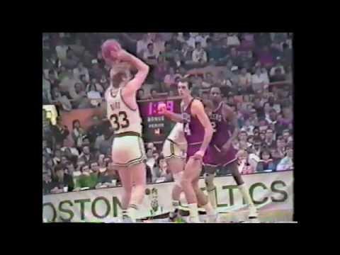 1986 Celtics Song - Down Causeway Street