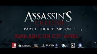 Assassin's Creed 3 Trailer Tyrannie du roi Washington Episode 3 : Redemption  | Le pouvoir de l'ours