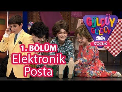 Güldüy Güldüy Çocuk 1.Bölüm, Elektronik Posta Skeci
