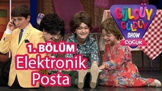 Güldüy Güldüy Show Çocuk 1.Bölüm, Elektronik Posta Skeci