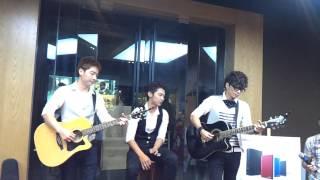 LK Dan ca Bac bo It's time band