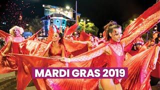 Mardi Gras 2019 Parade Highlights