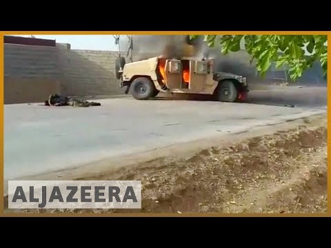 🇦🇫 Taliban storms major city in western Afghanistan | Al Jazeera English