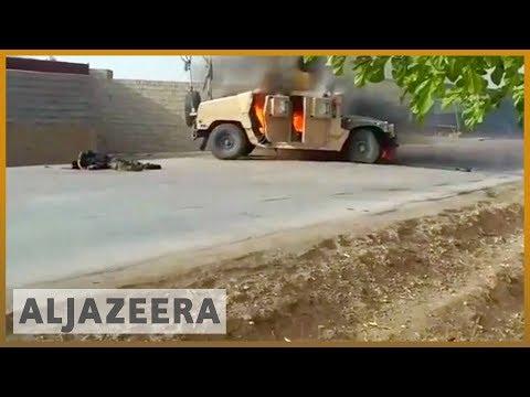 🇦🇫 Taliban storms major city in western Afghanistan | Al Jazeera English
