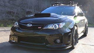 Subaru Impreza WRX STI 2011 Videos