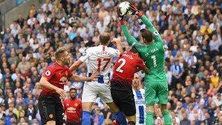 ब्राइटन 3-2 मैनचेस्टर यूनाइटेड | मैच रिएक्शन | लक्ष्य: मरे, डफी, Groß; Lukaku, Pogba