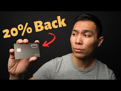 💳 Amazon Prime Credit Card REVIEW (Worth It?)