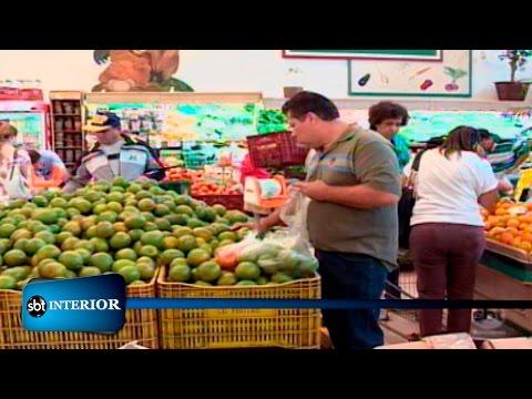 Reportagem do SBT Interior dá dicas de como economizar na hora de ir ao supermercado