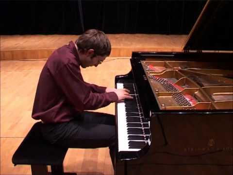 Ravel Scarbo (from Gaspard de la Nuit) - Matthieu Cognet, piano