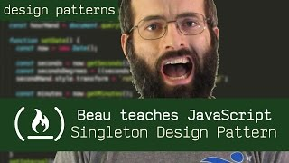Design Patterns - Beau teaches JavaScript