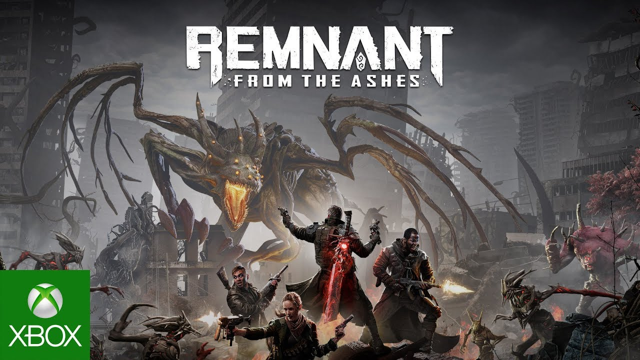 Remnant >> Remnant From The Ashes Announcement Trailer Youtube