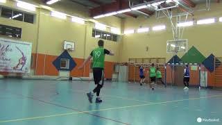 Смотреть видео PlayBasket. Видеообзор 14.01.2019 (Метро Достоевская). Любительский баскетбол в Москве онлайн