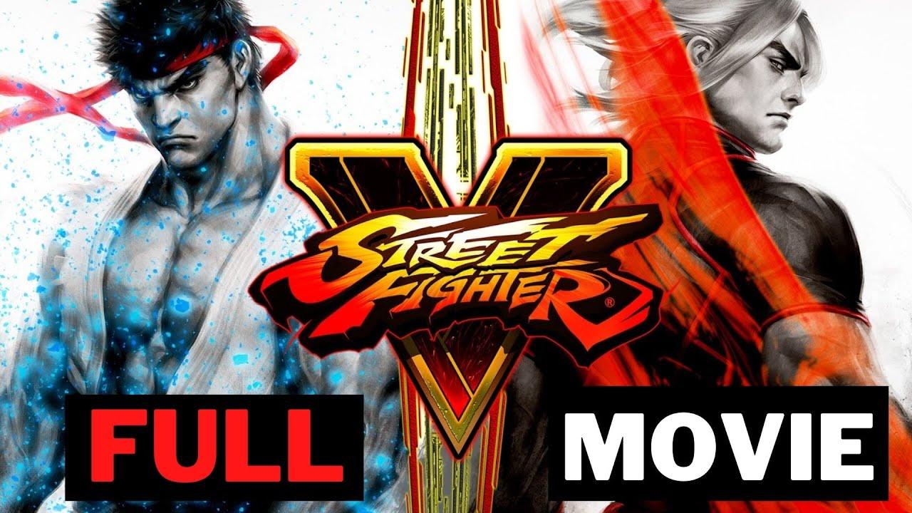 Download Street Fighter V - Full Movie