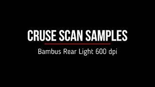CRUSE Spezialmaschinen GmbH: Scan Mode Rear Light