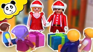 ⭕ KARLCHEN KNACK - Weihnachtsmann Karlchen in der Kita - Playmobil Film