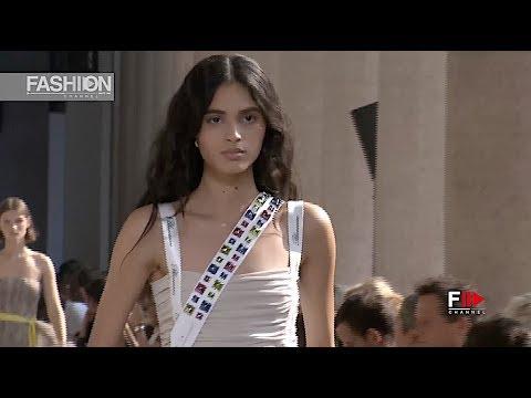BLUMARINE Spring Summer 2019 Milan - Fashion Channel