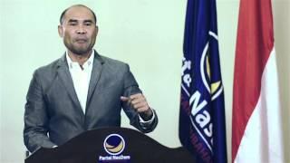 Pesan Ketua Fraksi NasDem