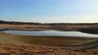 Carp fishing греблі Санта-Сусанна - Алкасер-ду-Сал - міст, занурені у воду
