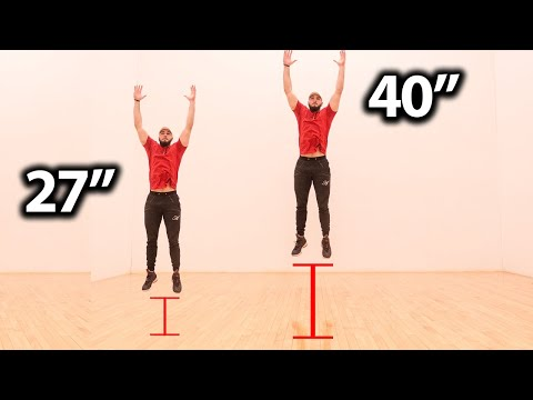 HOW TO JUMP HIGHER! (EXPLAINED IN 6 MINUTES AND 27 SECONDS)