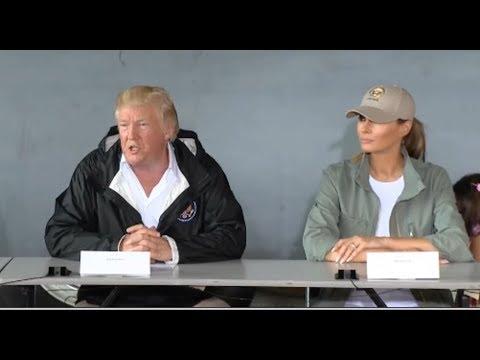 Trumps In Puerto Rico- Full Event