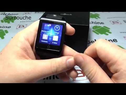 Test : InWatch Z - smartwatch autonome - Belchine.net