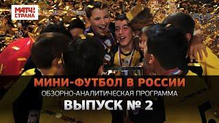Мини футбол в России 2 й выпуск